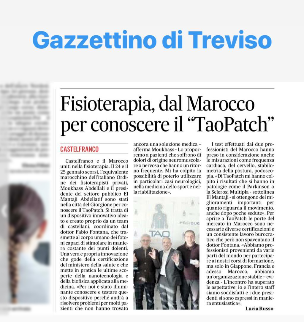 Gazzettino-Taopatch